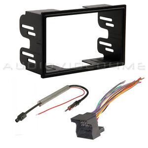 s l300 99 05 volkswagen passat double din radio dash kit wiring harness dash kit and wiring harness at virtualis.co