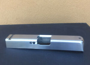 Details about Bare Slide - For Glock 19 GEN 1,2,3, & Polymer80 Stainless  Steel - BRAND NEW