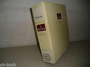 Manual-de-Taller-Servicio-Incl-Diagramas-Cableado-Rover-100-Series-1995