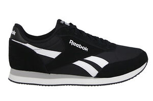 Reebok Royal Cl Jogger 2 V70710 Homme Baskets Noir