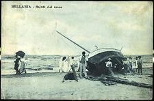 1910 - Bellaria - Saluti dal mare