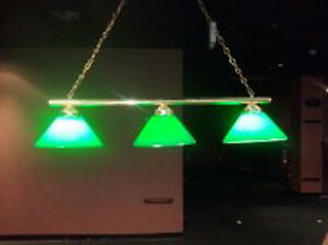 Image Is Loading 4 039 Pool Table Lights These Consist