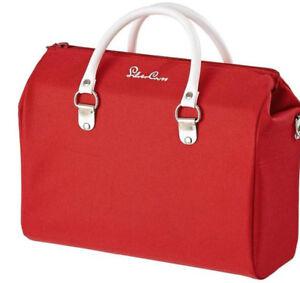 Silver-Cross-Dolls-Pram-Changing-Nursery-Bag-Poppy-Red-Oberon-chatsworth