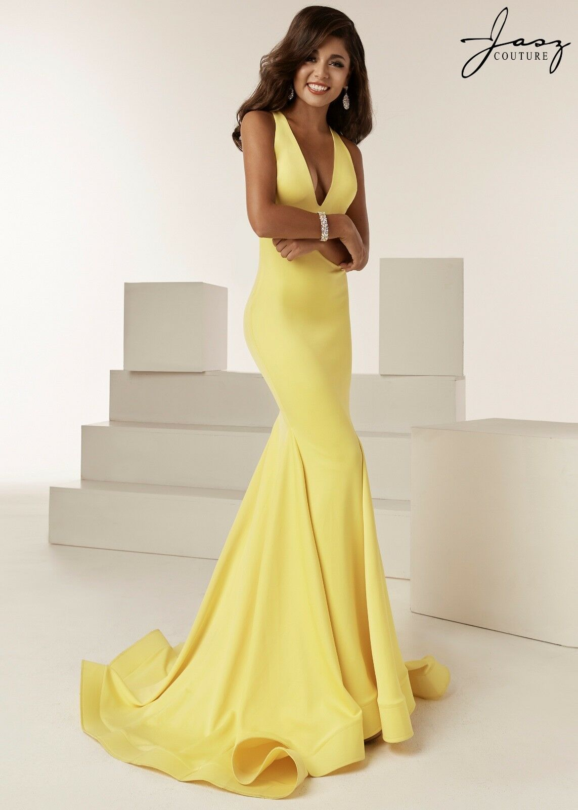 JASZ COUTURE 6222   Prom Wedding Homecoming   New, 100% Authentic, Free Shipping