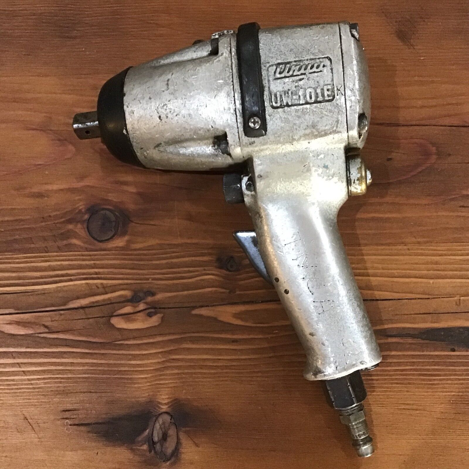 "URYU UW-101E Impact Wrench 1/2""drive, Made In Japan"