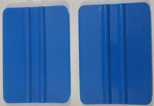 "4/"" 3M PA-1 Blue Bondo Auto Glass Window Film Tint Installation Tool NEW"
