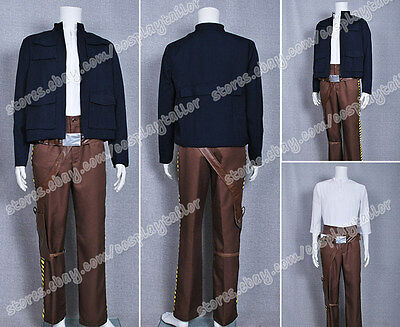 Star Wars Han Solo ESB Empire Strikes Back style JACKET only costume custom made