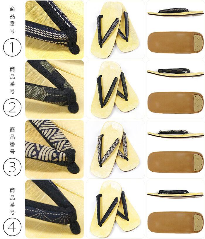Men's Sandals Flip-flops Setta Zori Zori Zori Geta US 7-10  Japanese Kimono a4797b