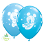 Disney-Mickey-Mouse-Birthday-Balloons-Foil-Latex-Party-Decorations-Gender-Reveal thumbnail 22