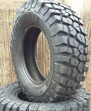31 10 50 15 Maxxis Bighorn 762 Mud Terrain Tyres Only X 4 Ebay