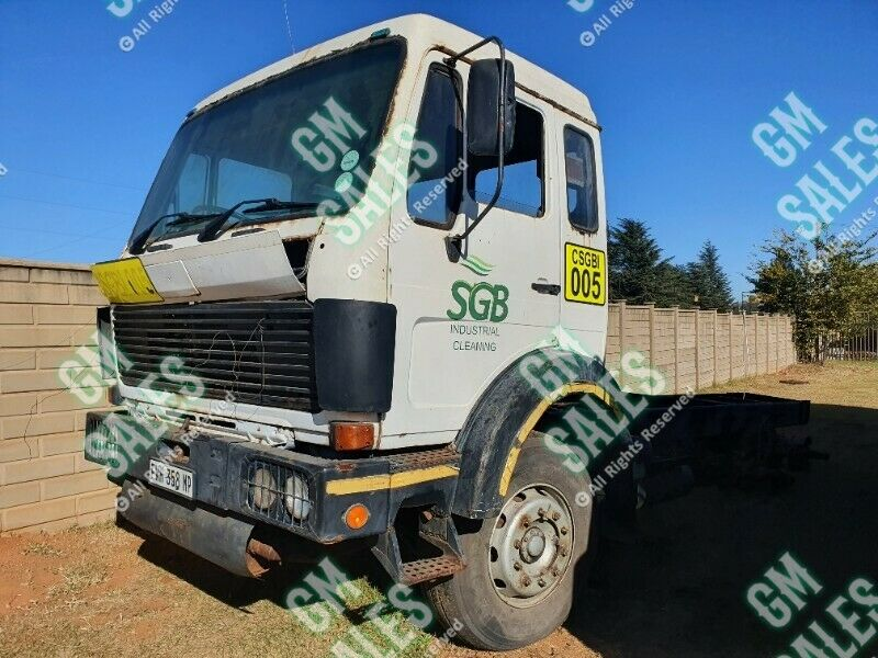 M-Benz 2219 d-axle horse - Stripping for spares (Selling complete unit)
