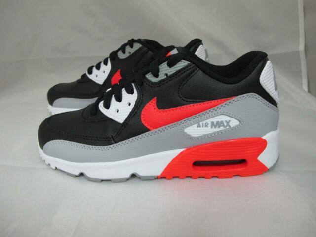 best service 3edb9 d5394 NEW JUNIORS NIKE AIR MAX 90 LTR 833412-024