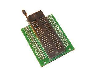 Diligent Zif Socket Module Pour Gq-4x & Gq-4x4 Programmeurs | Adp-089-afficher Le Titre D'origine