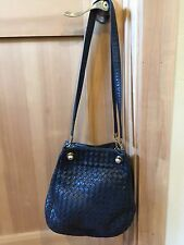 Bottega Veneta Black Vintage Handbag Medium