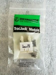 8p8c Cat5 Jack Fog White 568a/b Or-63750001 Ortronics qty 5