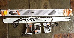 Stihl-36-034-chainsaw-bar-3-Stihl-36-034-chains-all-new