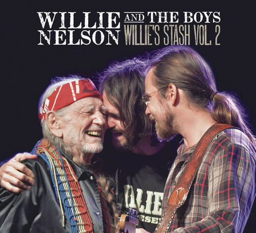Willie & The Boys: Willie's Stash Vol 2 - Willie Nelson (2017, CD NEU)