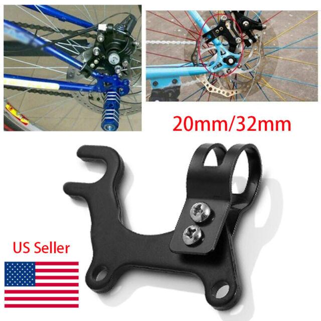 31 8mm Mtb Road Bicycle Disc Brake Bracket Frame Adaptor Mounting Holder 160mm For Sale Online Ebay