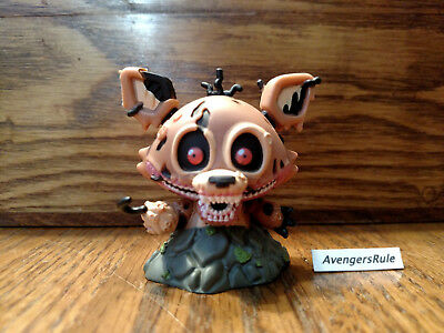 Funko Mystery Mini FNAF The Twisted Ones Twisted Foxy 1//6 Rarity
