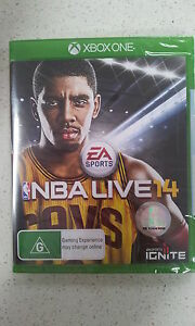 NBA-Live-14-Game-BRAND-NEW-amp-SEALED-XBOX-ONE