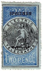 I-B-CK-Australia-Telegraphs-NSW-Electric-Telegraphs-2d