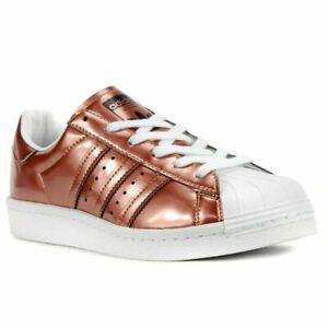 adidas-ORIGINALS-WOMEN-039-S-SUPERSTAR-TRAINERS-SNEAKERS-SHOES-ROSE-GOLD-NEW-BNWT
