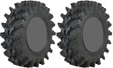 Pair 2 STI Outback Max 28x10-14 ATV Tire Set 28x10x14 28-10-14