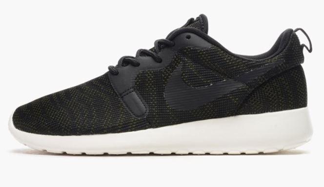 [NEU] Nike 38,5 Rosherun KJCRD Jacquard Gr 38,5 Nike faded olive/ noir /sail 705217 300 e4eb91