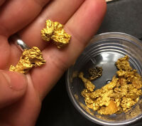 Gold Paydirt 15 Oz 100% Unsearched & Guaranteed Added Gold Panning Alaska