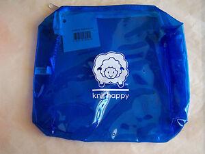 "Knit Happy Accessory Sac 6.5/""X8.5/"""