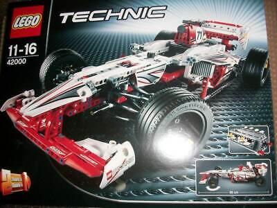 Lego technic # 42000 Voiture De Course//Racing Car neu/&ovp//NEUF//NEW /& FACTORY SEALED