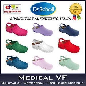 Dr Time Work Scarpa New Zoccolo Cinturino Antistatico Con scholl Worktime Lavoro 14Efq