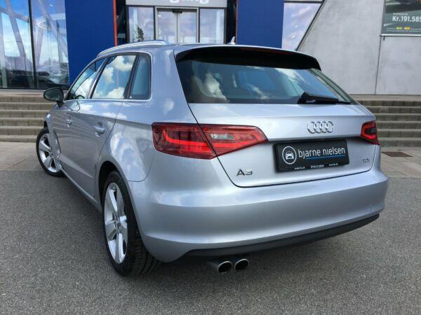 Audi A3 2,0 TDi 150 Ambition SB S-tr. - billede 2