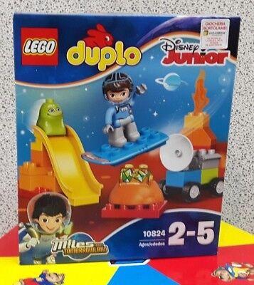 LEGO 10824 Le Avventure Spaziali Di Miles