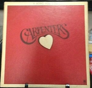 THE-CARPENTERS-A-Song-For-You-Album-Released-1972-Vinyl-Record-Collection-USA