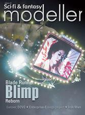 SCI FI & FANTASY MODELLER 27 / Blade Runner Enterprise E Moebius Iron Man Elvira