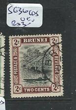 BRUNEI (P1701B) 2C  SG 36  VFU