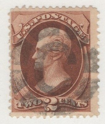 """Errors, Freaks, Oddities Us Sc#146 New York Foreign Mail Well Centered """"c"""" Cancellation Low Price"""