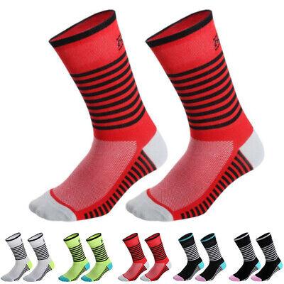 DH Sports Men Women Adult Cycling Socks Breathable Hygroscopic Skin-friendly