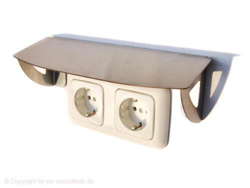 Schutzdach für  Haussprechanlage Gegensprechanlage Türsprechanlage Klingel IP44