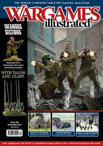 386 WARGAMES ILLUSTRATED DECEMBER 2019 SHIPPING NOW