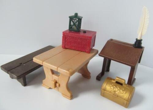 table NEW Playmobil Dollshouse//pirate//castle//palace Light-up lantern bench