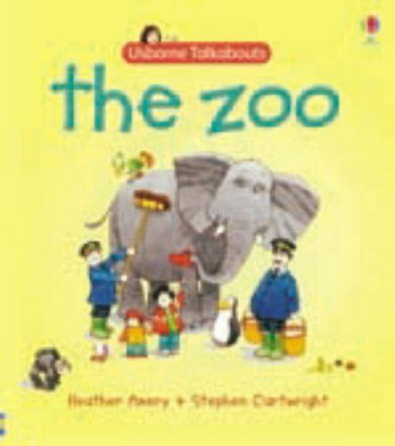 The Zoo (Talkabouts) By Stephen Cartwright