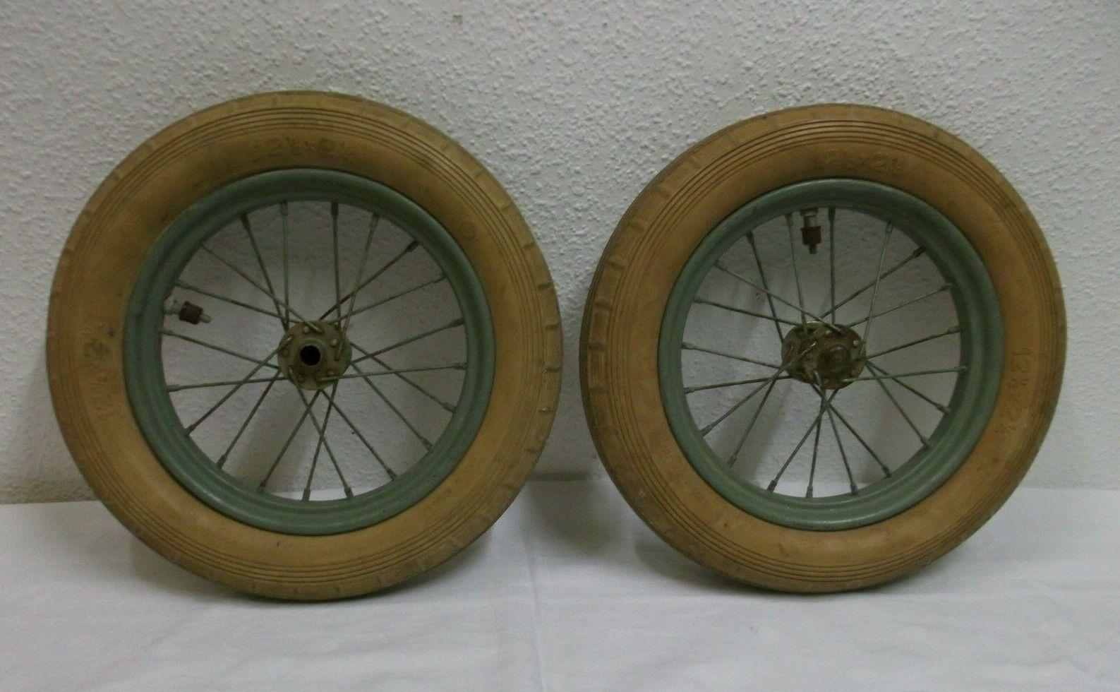 Original 50er 60er Jahre Rollerreifen Ballonreifen Roller Vintage