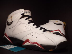 brand new dff59 820d8 Details about 2006 Nike Air Jordan VII 7 Retro WHITE BLACK CARDINAL RED  BRONZE 304775-101 11