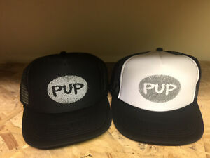 Pup Hat the menzingers modern baseball punk rock indie rock hardcore ... 9ac390d4ae5