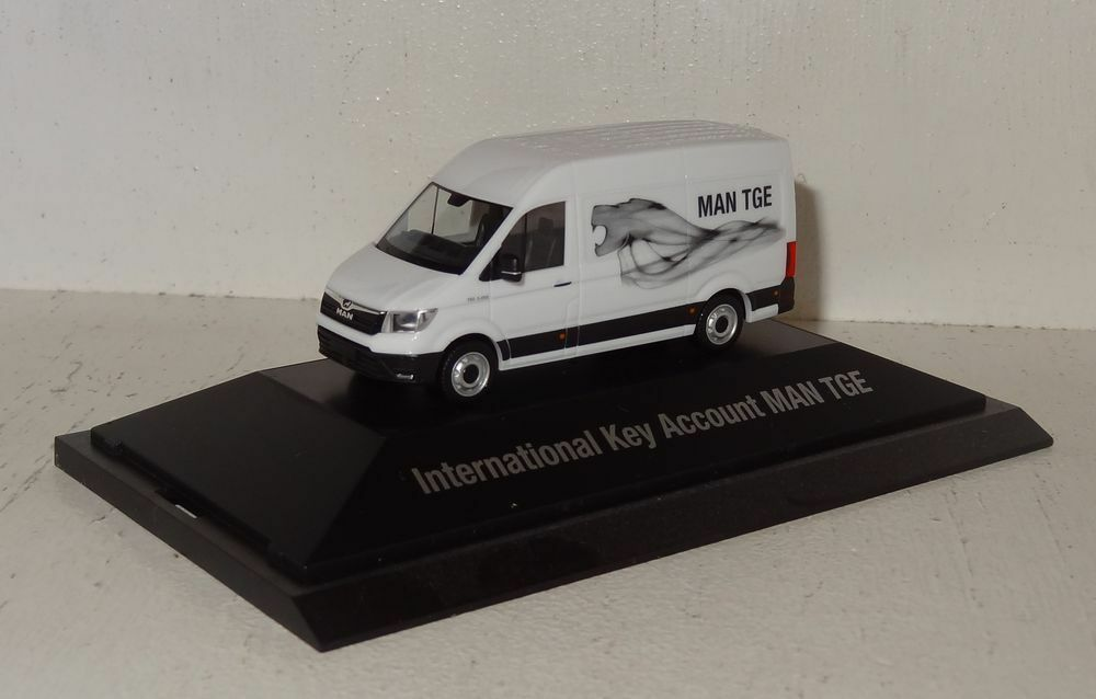 Herpa MAN advised international key account special model 1 87 PC (r1_5_1)