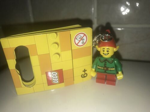 Lego Keyring Happy Helper Elf 854041