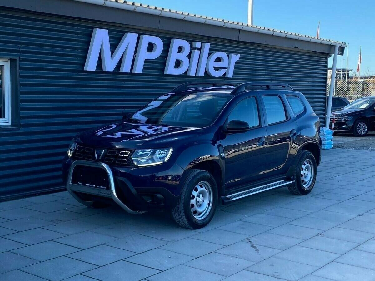 Dacia Duster 1,5 dCi 90 Family Edition