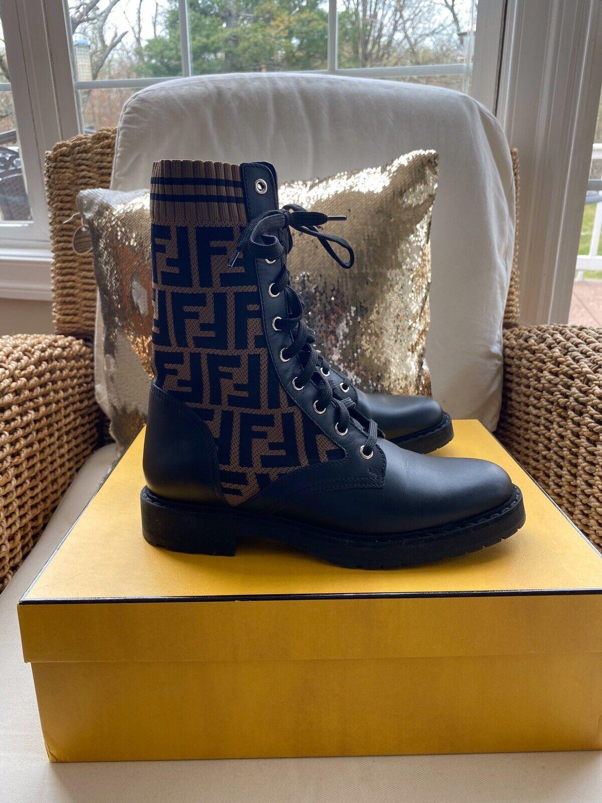 Beston Wynne-06 Knit Combat Boot